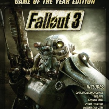 Fallout 3 Game of The Year Price Comparison